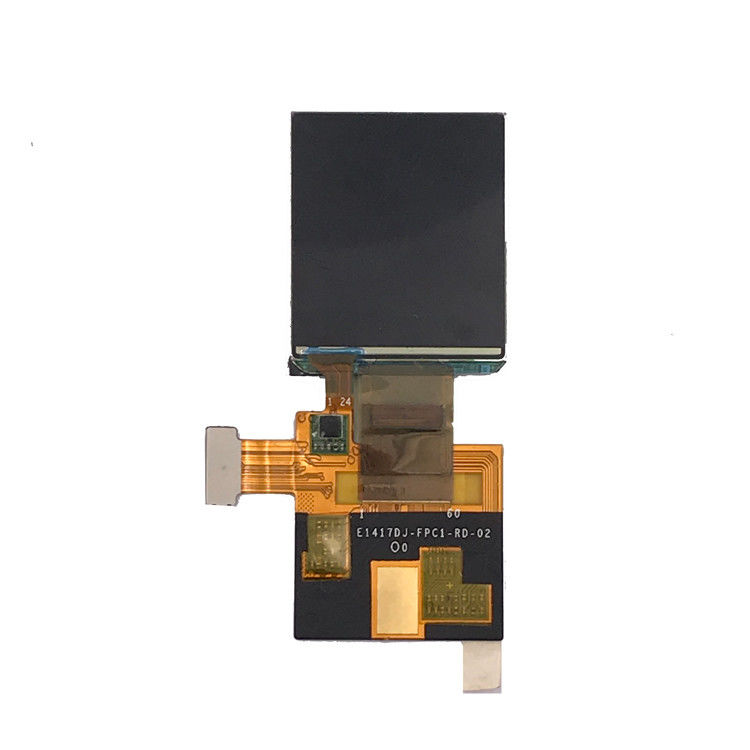 Amoled 1.41 Inch Flexible Oled Display Module 320 * 360 With MIPI