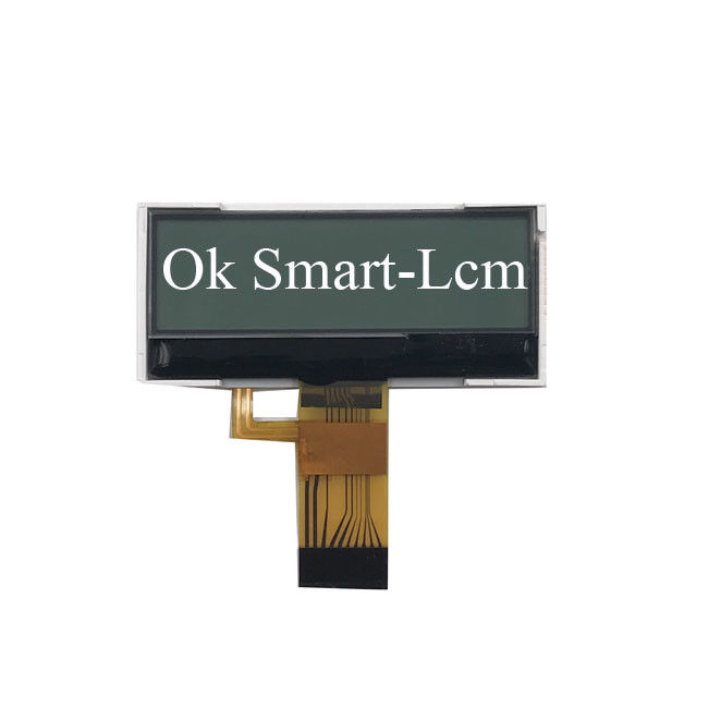 128x32 Custom LCD Display With Font FSTN Display COB Process
